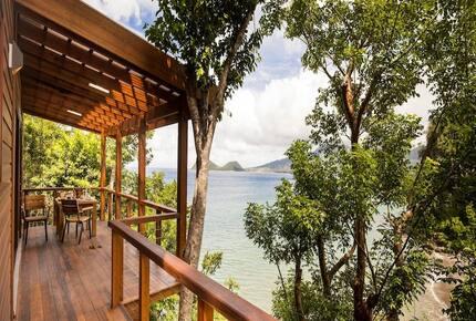 Secret Bay - Ti-Fèy Villa