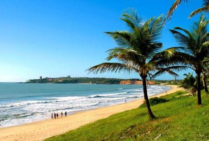 Beach Front Property in Praia do Cotovelo - Natal - Paranamirim, Brazil