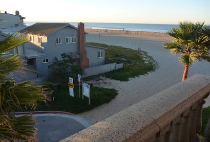 Southern California Beach - Surfside, California