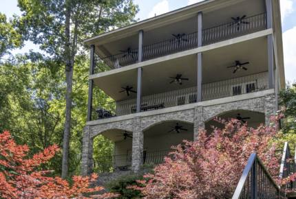 Pickwick Lakefront Luxury