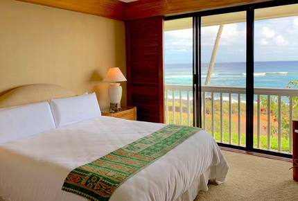 Kauai Oceanfront Retreat