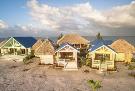 Private Island of Little Harvest Caye