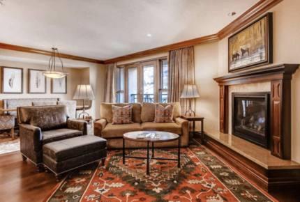 Three Bedroom Residence at Hyatt Mountain Lodge Beaver Creek