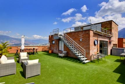 The Medellin Penthouse