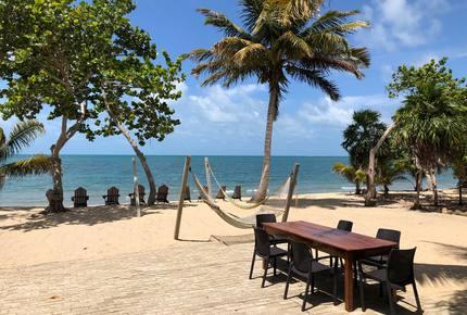 Beautiful Belize Beachfront - Hopkins, Belize