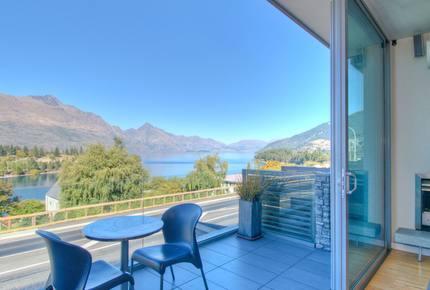 Swiss-Belsuites Pounamu Luxury Apartment - Queenstown, New Zealand