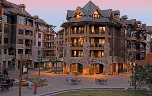Catamount Plaza - Northstar-at-Tahoe - Truckee, California