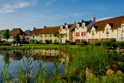 Marriott's Village d'ile-de-France Disneyland Paris - Three-Bedroom Townhouse