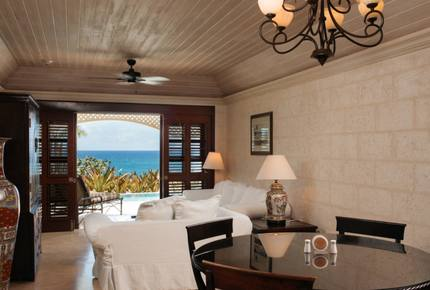 The Crane - Two Bedroom Ocean View Suite with 28ft Pool
