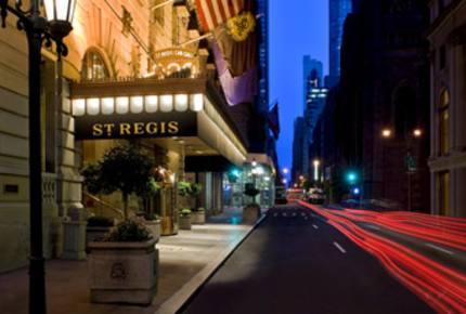 St. Regis New York - New York City, New York