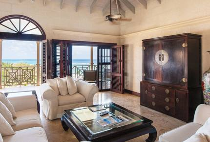 The Crane - Three Bedroom Ocean View Penthouse with Pool