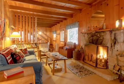 Cozy Tahoe Vista Cabin