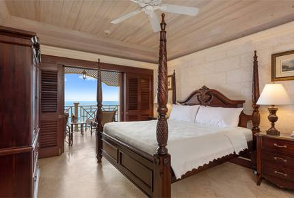 The Crane - Two Bedroom Ocean View Suite With Pool