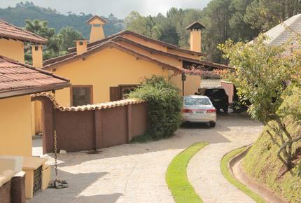 Casa Neuza - Campos do Jordão