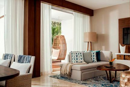 Grand Luxxe Deluxxe One Bedroom at Vidanta Riviera Maya