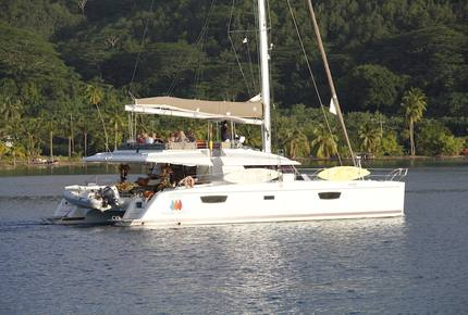 TradeWinds 60ft 5 Cabin Crewed Catamaran Luxury Class – Antigua Sailing Vacation
