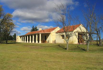 Historic Charmer in the Heart of Argentina's Countryside