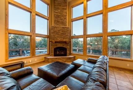 Zion National Park Luxury Cabin