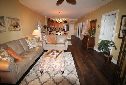 Panama City Beach Oceanfront Upper Floor Condo