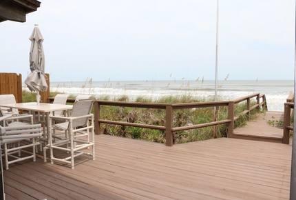 New Smyrna Beachfront Getaway