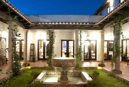 Luxury Austin Hacienda