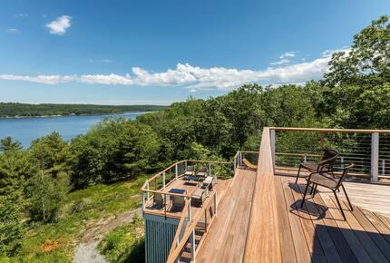 Classic Maine Coastline Estate