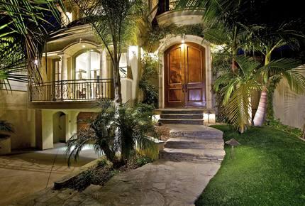 Coronado Mediterranean Estate - Coronado, California