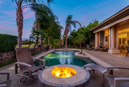 Stunning Gated Home on Gary Player Course in Rancho Mirage