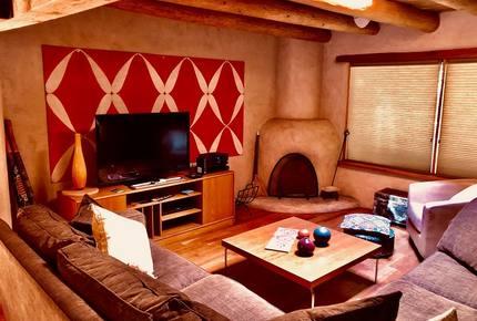Taos Adobe Hideaway - LLano que Mado, New Mexico