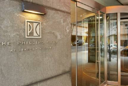 Phillips Club New York City - 2 Bedroom Suite