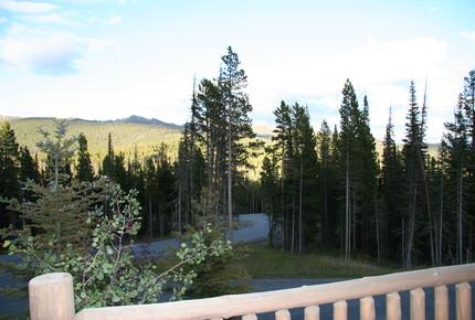 Moonlight Dream - Big Sky, Montana
