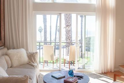 Iconic California Beach Getaway