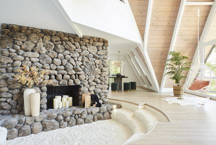 Perfect Napa A-Frame