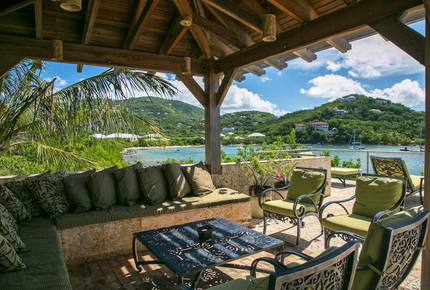 Beach Garden Villa, St. John