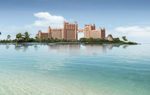 Luxury 1BR Suite at The Reef Atlantis - Paradise Island, Bahamas