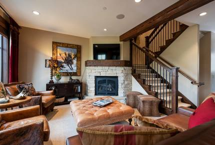 Ski-in/Ski-out Silver Star Luxe Townhome - Park City, Utah