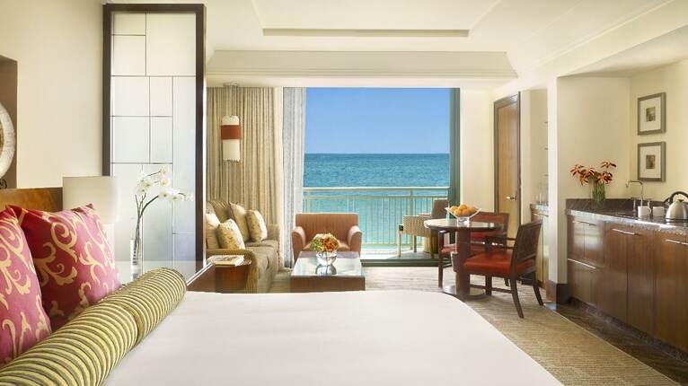 Luxury 2br suite at the reef atlantis paradise island for 2 bedroom terrace suite atlantis