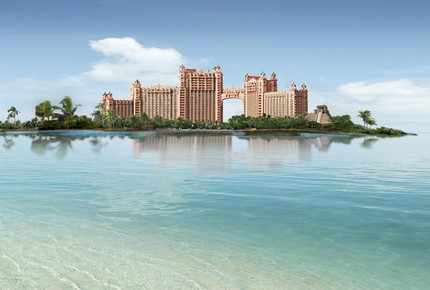 Luxury Penthouse at The Reef Atlantis - Paradise Island, Bahamas