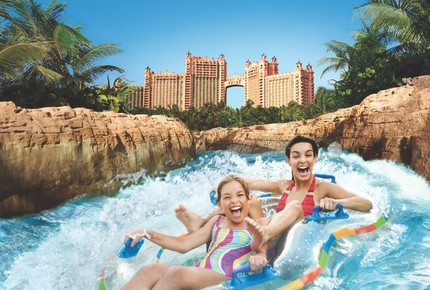 Deluxe 1 BR Suite at The Reef Atlantis - Paradise Island, Bahamas