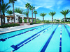 Lap pool at sports center 757 low
