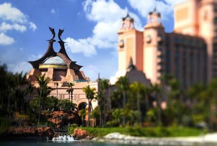 Luxury Studio at The Reef Atlantis - Paradise Island, Bahamas