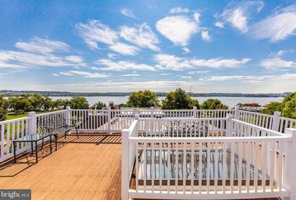 Panoramic Potomac View