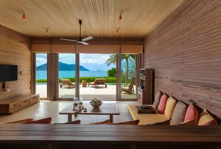 Six Senses Con Dao - Ocean Front Two-Bedroom Pool Villa