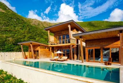 Six Senses Con Dao - Ocean View Four-Bedroom Pool Villa