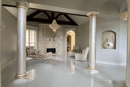 Oklahoma City Area Luxury Estate - Open to Date Requests; Great for OKC area events and OU Games!