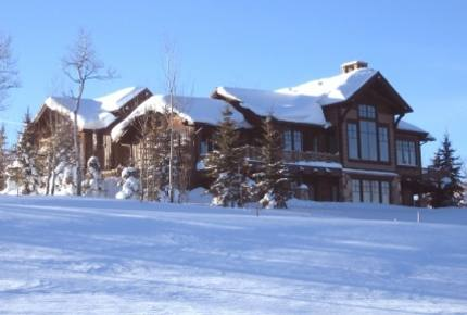 Cordillera Custom Home on 1st Fairway of Jack Nicklaus Course - Vail Valley - Edwards, Colorado