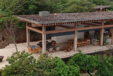 Oceanfront Oaxaca House