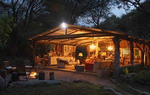Tshilli Lodge - Maun, Botswana