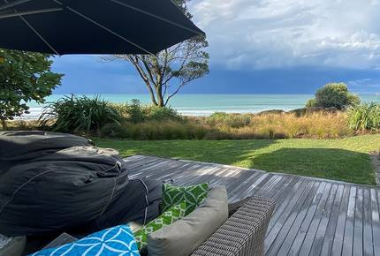 Mount Maunganui Beachfront Home