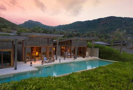 Six Senses Con Dao - Ocean Front Three-Bedroom Pool Villa